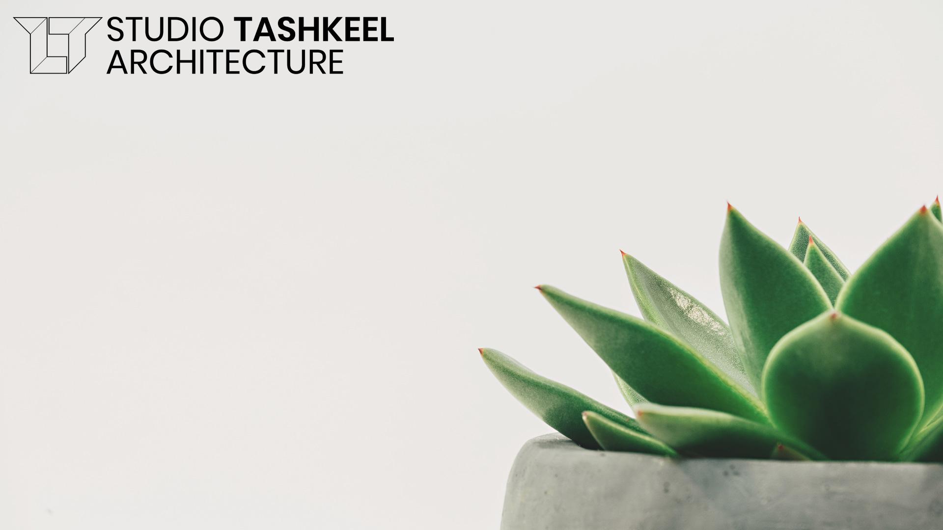 THE PRACTICE Studio Tashkeel