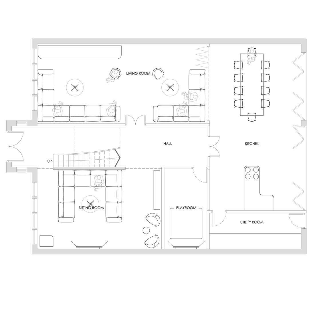 7 Bed House Plans_GF